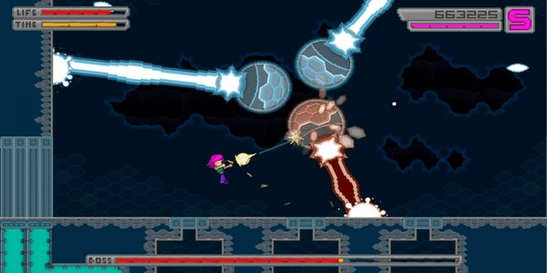 Bleed: Indie hit coming to PS4 and Xbox One - Game-News co uk